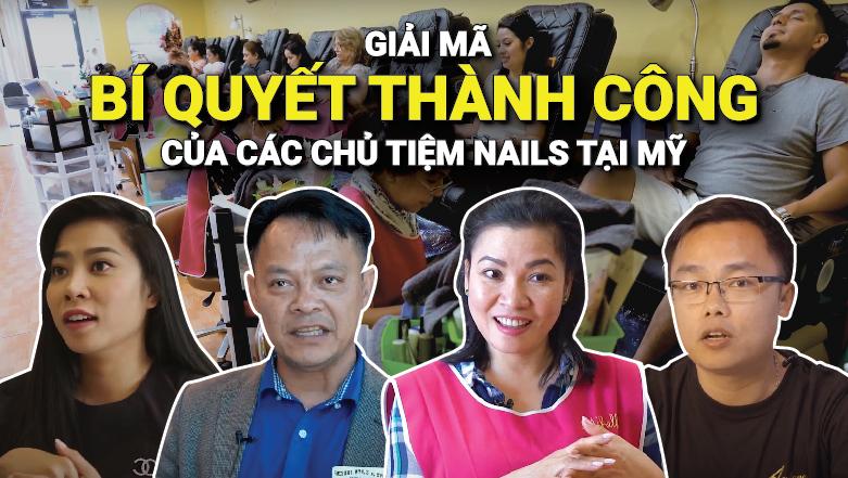 thành công của các tiệm nails